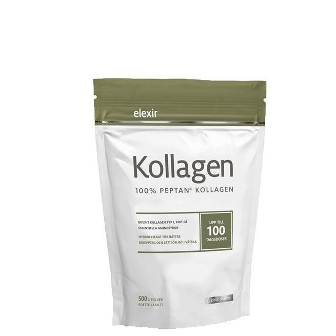 Kollagen, 100 % Peptan®, 500 g