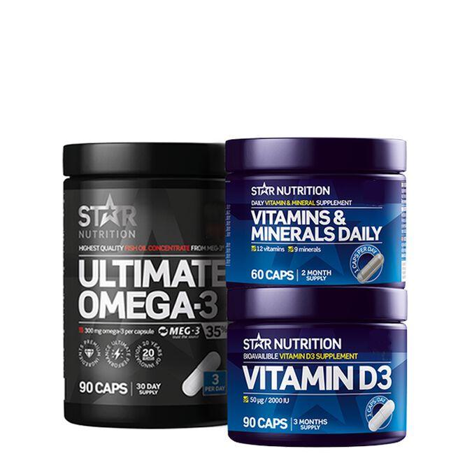 star nutrition hälsoboost