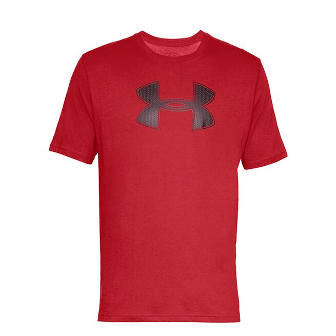 Under Armour Big Logo SS Red