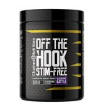 Chained Nutrition Off the Hook Stim-Free blueberry