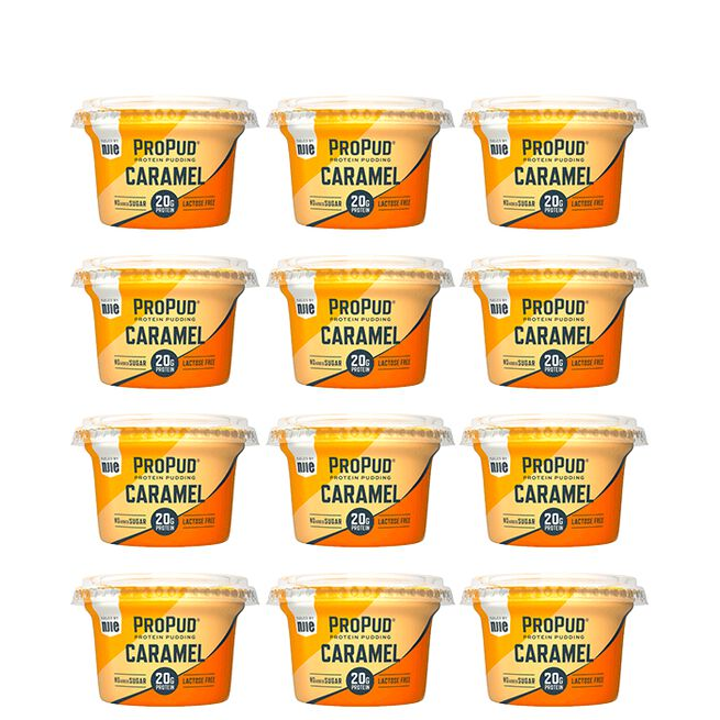 12 x ProPud, 200 g, Caramel