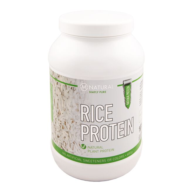 Rice Protein, 600 g, Unflavored