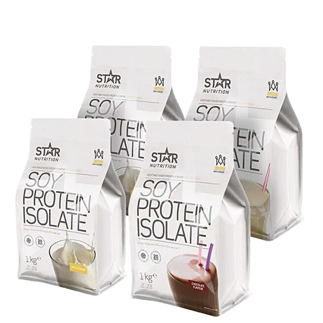 Star Nutrition Soy protein isolate