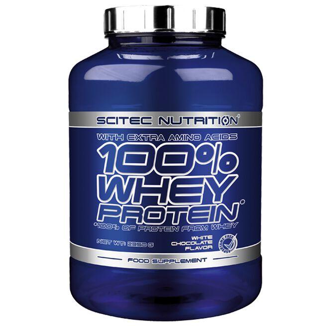 100% Whey Protein, 2350 g, Choklad