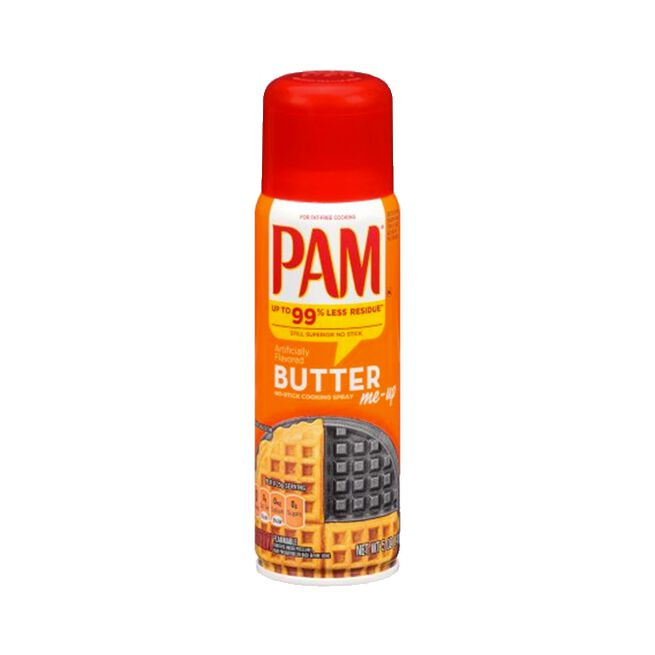 PAM Butter Cooking Spray, 141 g