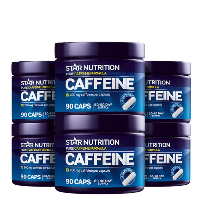 star nutrition caffeine