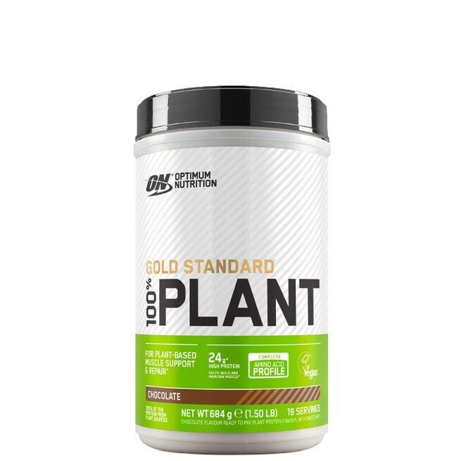 Gold Standard 100% Plant, 684 g, Chocolate
