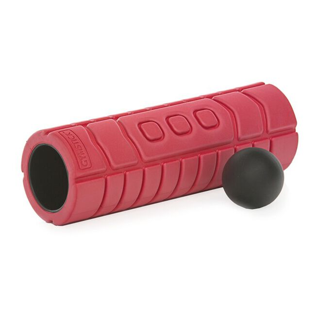 Travel roller with Myofascia Ball