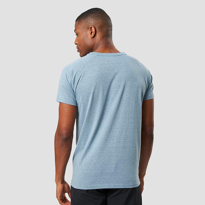 ICANIWILL Training Tri Blend T-shirt Pale Blue