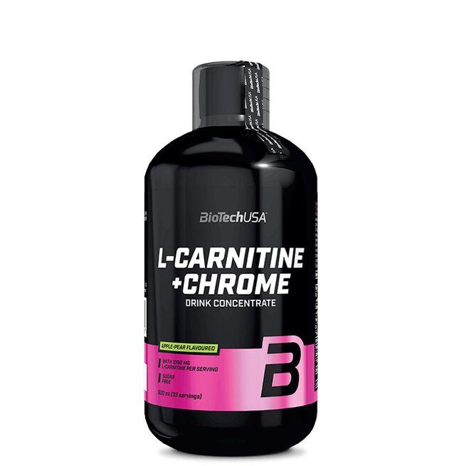 L-Carnitine + Chrome, 500 ml, Orange