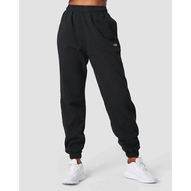 Essential Sweatpants, Black, L