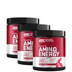 3 for 2, Optimum Nutrition, Amino Energy, 270 gram