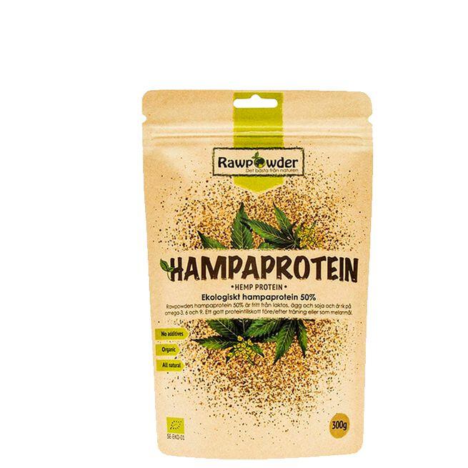 Hampaprotein Rawpowder