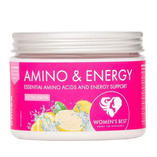 Amino & Energy, 270 g, Ice Tea Lemon
