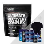 Star nutrition Ultimate Recovery complex  bonus product