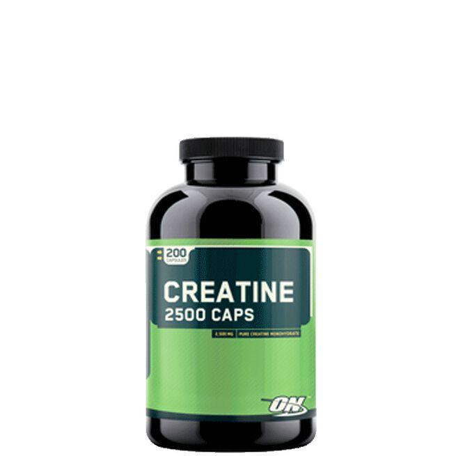 Creatine 2500, 200 Caps Optimum Nutrition