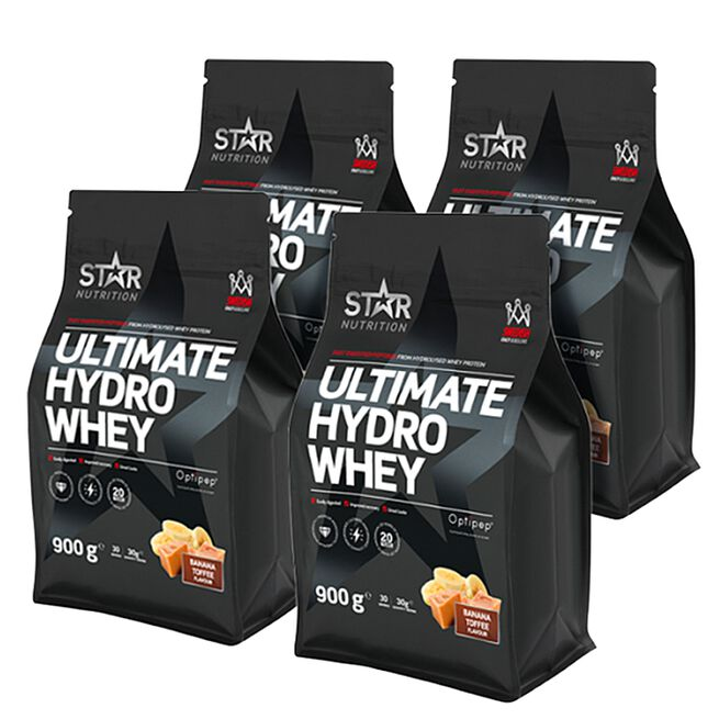 Star nutrition Ultimate Hydro Whey
