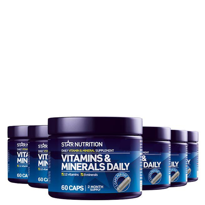 Star nutrition Vitamins & minerals