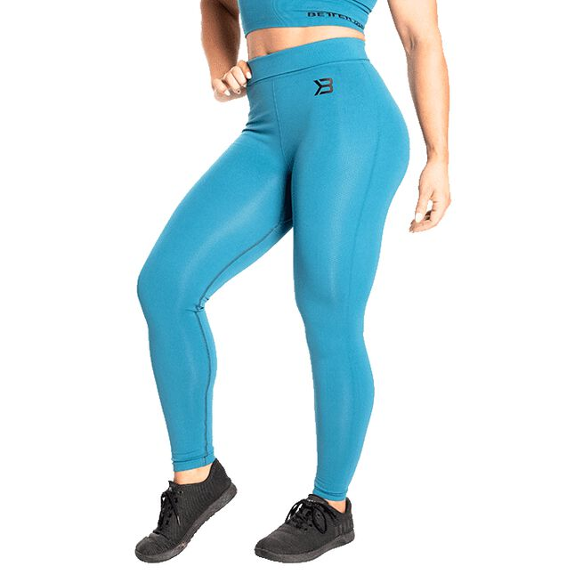 Rockaway Leggings, Dark Turquoise, XS