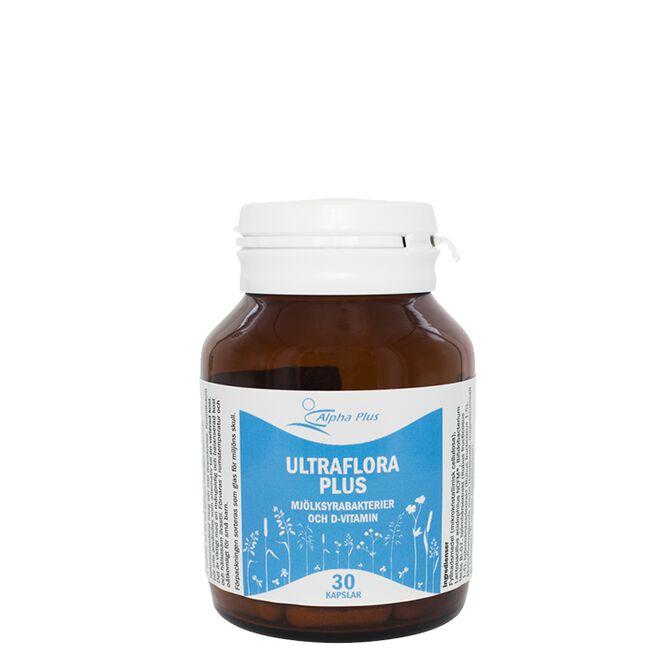 UltraFlora Plus, 30 kapslar