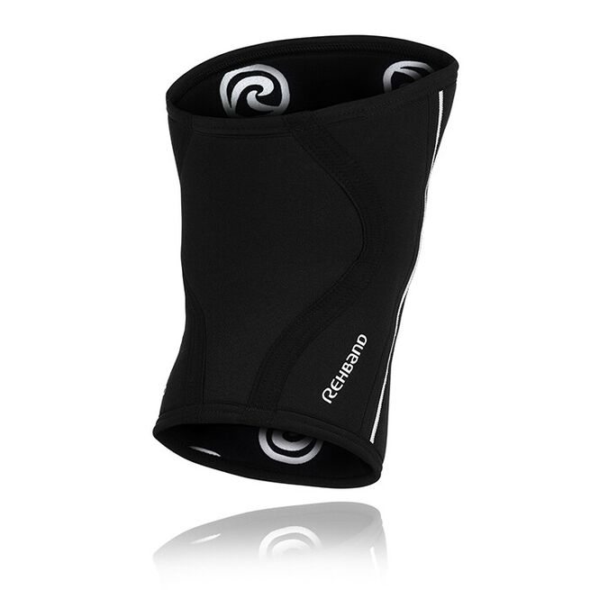 RX Knee Sleeve, 5mm, Black, XS