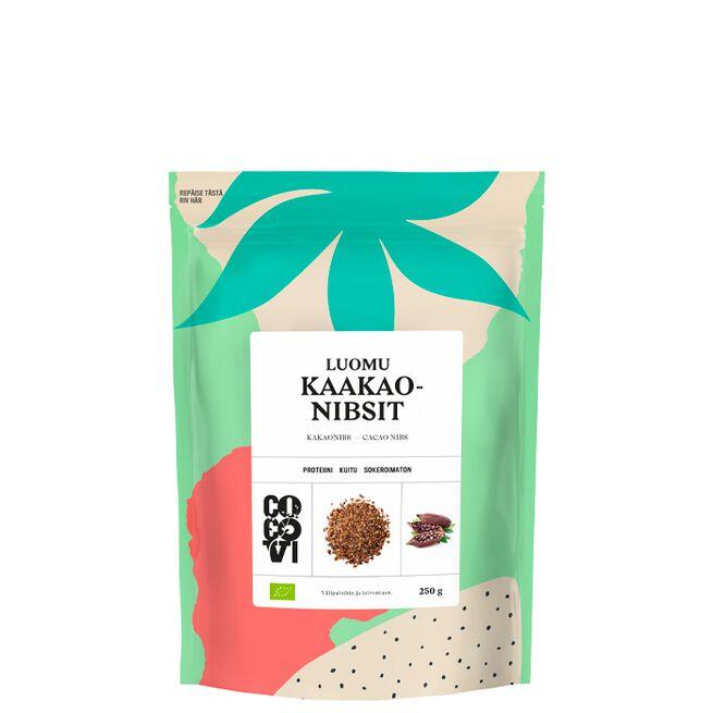 Cocovi Kaakaonibs, 250 g