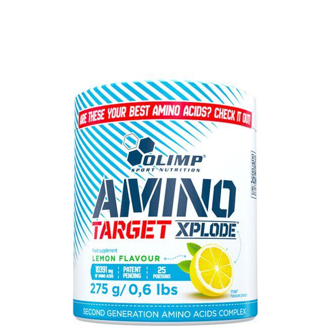 Olimp Amino Target Xplode, 275 g, Lemon