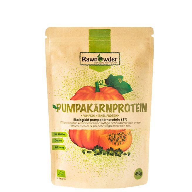 Luomuproteiini 63% Eco, 450 g
