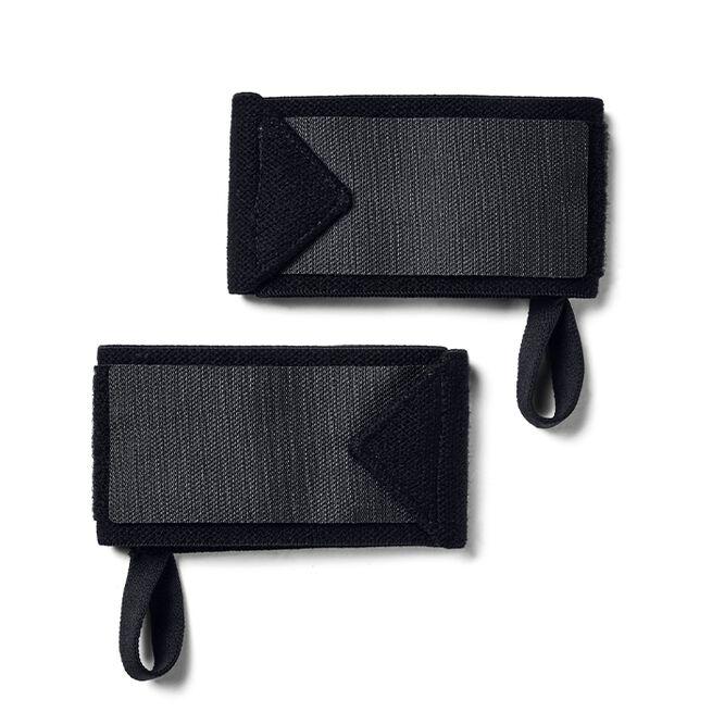 Under Armour Project Rock Wrist Wraps Black