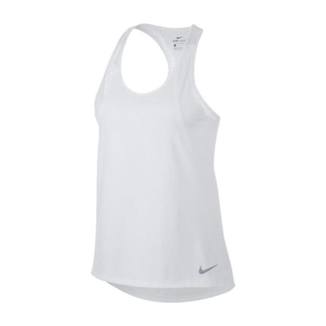 Nike Wmn Run Tank White