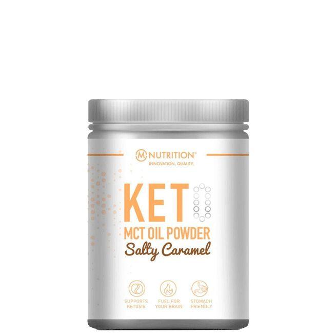 Keto MCT Oil, 390 g, Salty Caramel