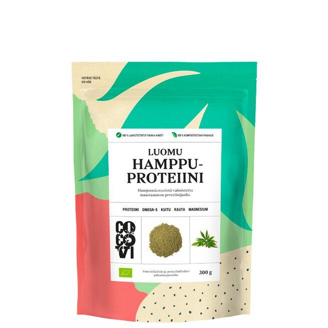Cocovi Hemp protein, 300 g