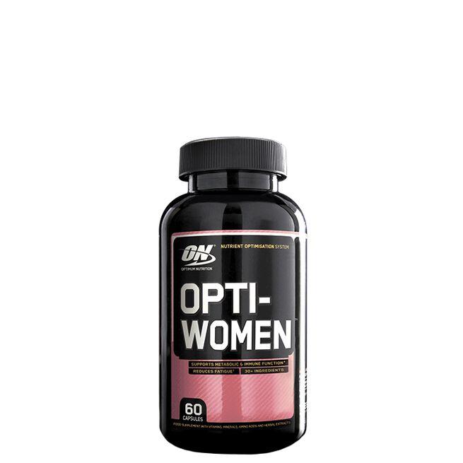 Optimum Nutrition, Opti-Women, 60 caps