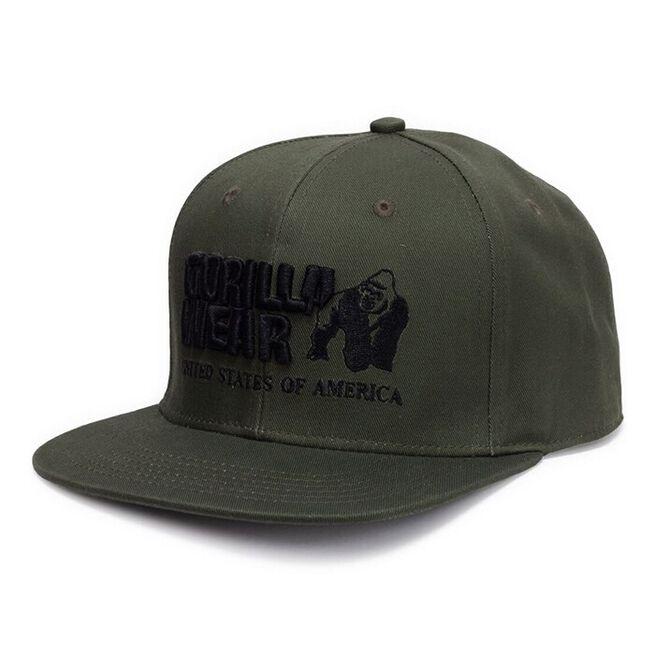 Dothan Cap, Army Green, OS