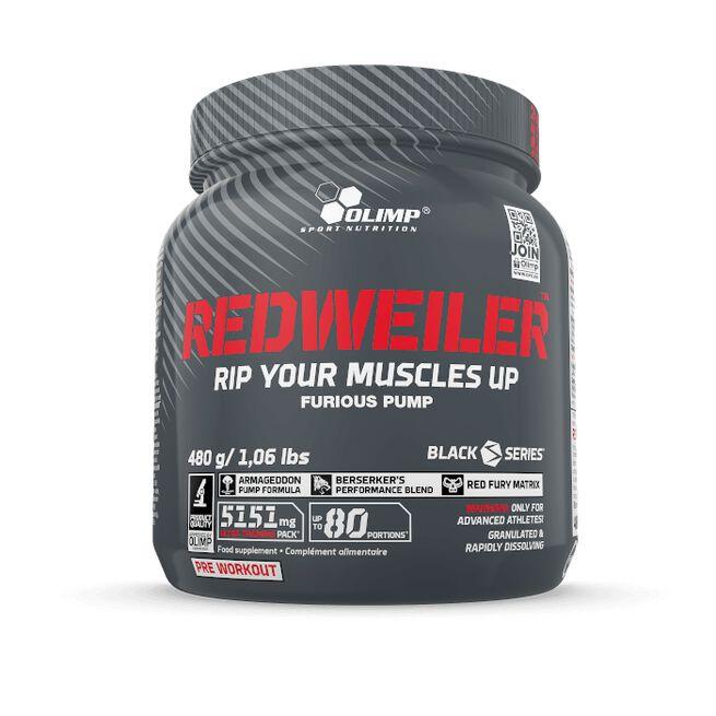 Redweiler, 480 g, Red Punch