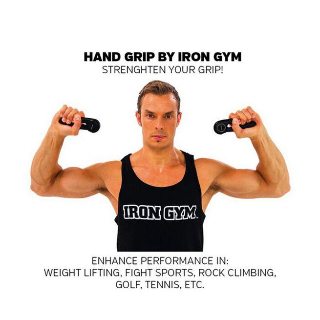 Iron Gym Hand Grip (Pair)