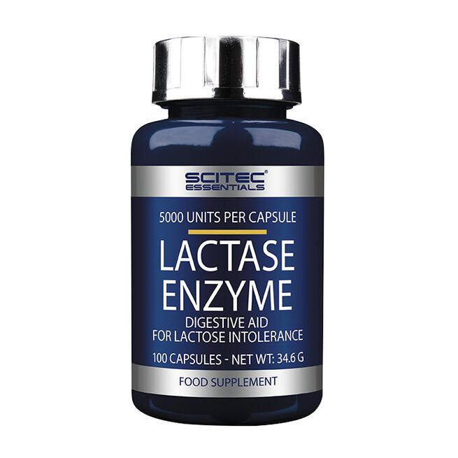 Lactase Enzyme, 100 capsules