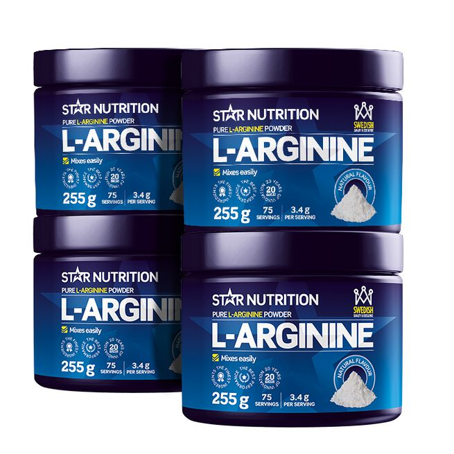 L-Arginine (powder) BIG BUY, 1020 g
