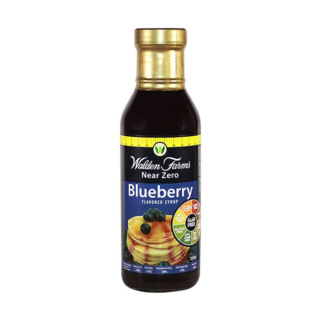 Blueberry Syrup, 355ml