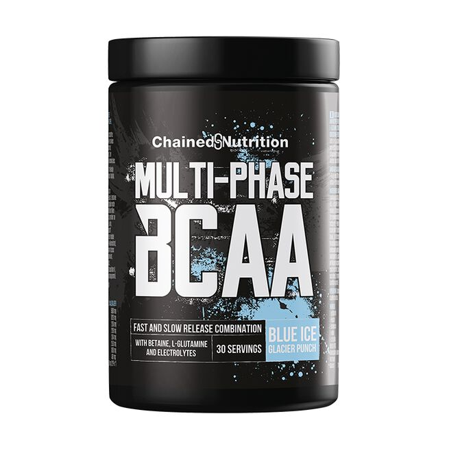 Multi-Phase BCAA, Glacier Punch, 480 g