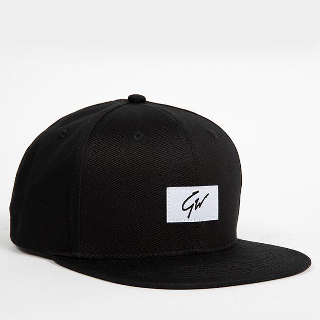 Ontario Snapback Cap, Black