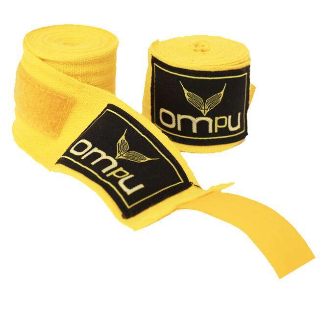 OMPU Handwraps, stretch/lycra, 4m, Yellow