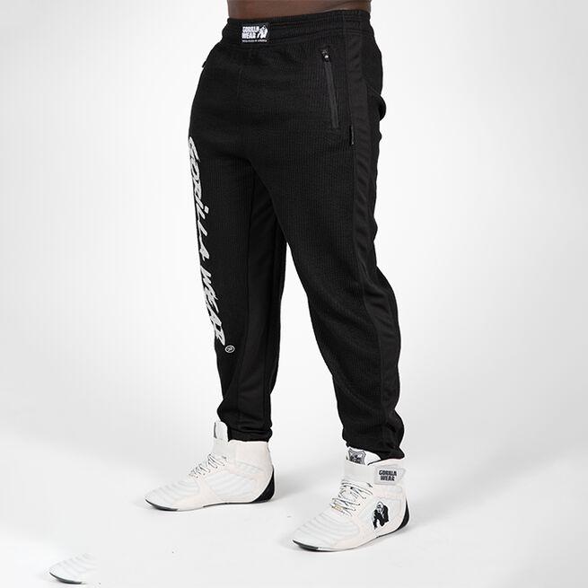 Gorilla Wear Augustine Old School Pants, Black