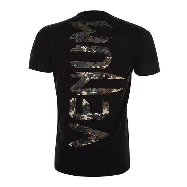Venum Original Giant T-Shirt, Jungle Camo Black, S