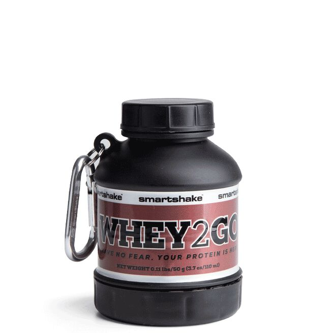 WHEY2GO Funnel 110ml - Black