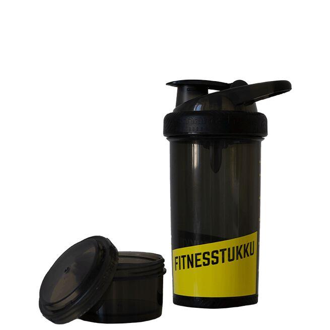 Fitnesstukku Smartshake, Black, 750ml