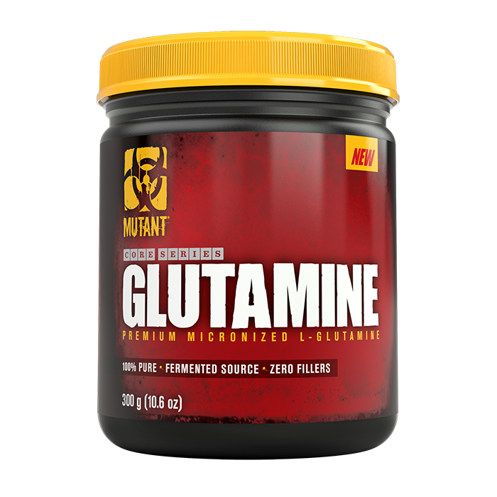 Mutant Core Series Glutamine, 300g