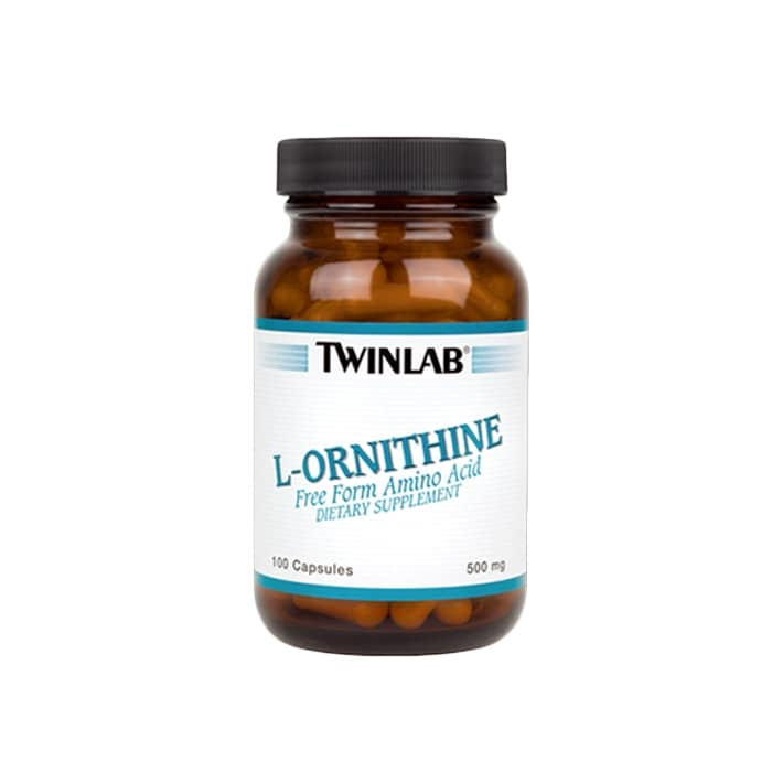 L-Ornithine, 100 caps